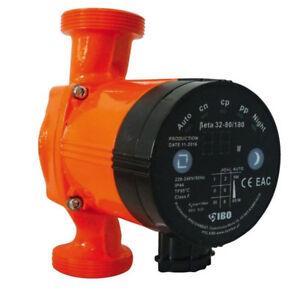 Ibo-BETA32-80-180-Energia-Efficienza-a-Classe-Centrale-Riscaldamento-Pompa-8m