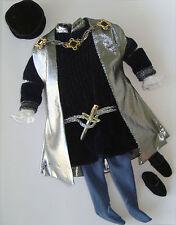 Barbie/KEN Doll Clothes/Fashion Royal King/Prince Garment Set GORGEOUS! NEW!