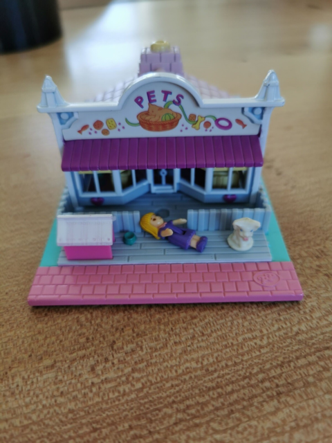 Polly Pocket, Bluebird