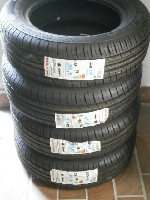 4 x Sommerreifen Lassa GREEN 185 60 R14 82H Auto Reifen Sommer DOT1115