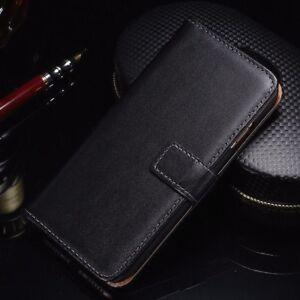 Custodia-per-iPhone-XR-XS-XS-MAX-Originale-in-Pelle-Magnetico-Flip-Portafoglio-Nero-Copertina