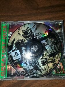 Twisted-Metal-4-Sony-PlayStation-1-1999-PS1-disc-only-w-box-no-manual