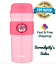 15-oz-Stainless-Steel-Vacuum-Sport-Water-Bottle-Double-Walled-Insulated-Thermos thumbnail 1