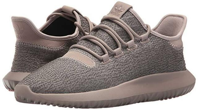 promo code 63b4a c0b57 adidas Tubular Shadow Mens By3574 Vapour Grey Raw Pink Athletic Shoes Size  12