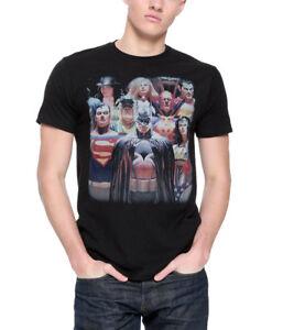Justice-League-Alex-Ross-Heroes-T-Shirt