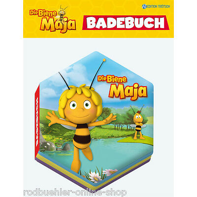 Badebuch Biene Maja Tiere Kinderbuch für Babys Kinder Bilderbuch Buch