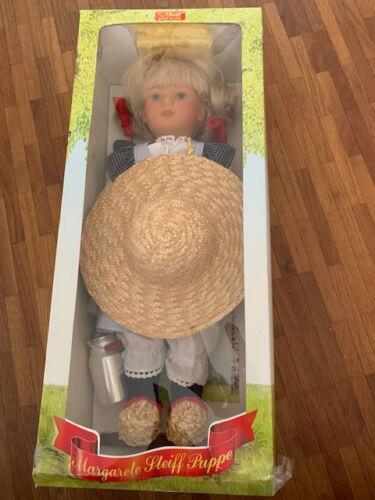 Originalverpackung 9244/50 Steiff Puppe Babette MIT Echtheits-Zertifikat