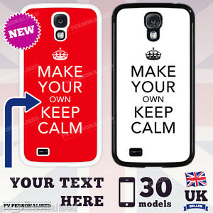 PERSONALISED-KEEP-CALM-WITH-YOUR-TEXT-Phone-Case-Case-Cover-Gift