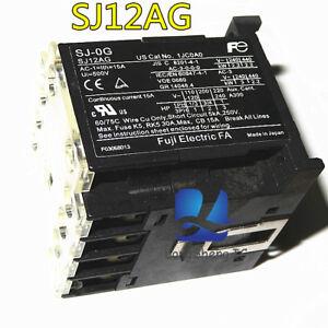 1-un-SJ-0G-SJ12AG-DC24V-3A1B-Magnetico-Contactor-Nuevo