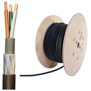 ALL-LENGTHS-SWA-Steel-Wire-Armoured-3-Core-1-5mm-2-5mm-4mm-Outdoor-Cable-6943Y