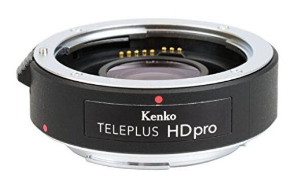 2018 Kenko Télé-convertisseur Teleplus Hd Pro1.4 × Dgx Efmount Pour Canon Ef Ne CaractéRistiques Exceptionnelles