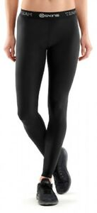 b2ff528360 Image is loading NEW-WOMENS-SKINS-COMPRESSION-DNAMIC-TEAM-LONG-TIGHTS-