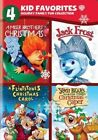 4 Kid Favorites Holiday Family Fun 0883929356737 DVD Region 1