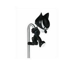 Bookmark Plastic 5 7/8in Felix Cat Demons & Wonders New IN Blister Packs