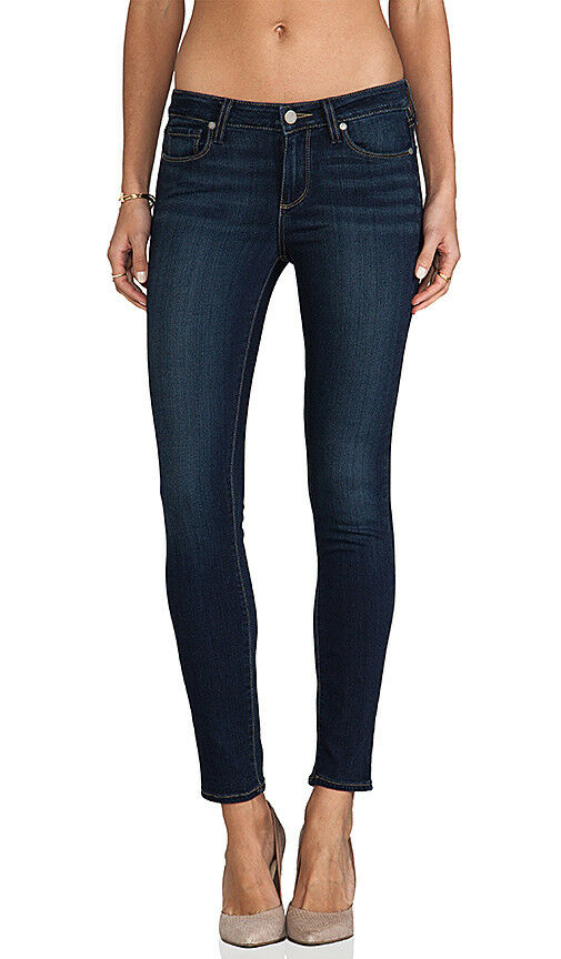 NWT Paige Denim Verdugo Ankle Jean in Nottingham Size 29