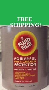 FLUID FILM NAS1, 1 GALLON, $39.89/GALLON WITH FREE SHIPPING 689744424305