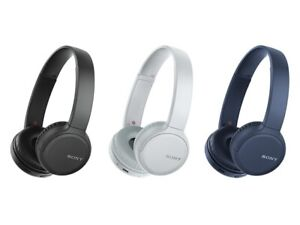 SONY-WH-CH510-Wireless-Headphones-Black-White-Blue-NEW-from-Japan