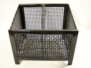 pelletkorb pelletskorb kaminkorb pellets kamin 24 x 24cm. Black Bedroom Furniture Sets. Home Design Ideas