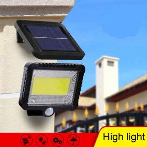 100-LED-Solar-Powered-PIR-Motion-Sensor-Outdoor-Garden-Light-Security-Flood-Lamp