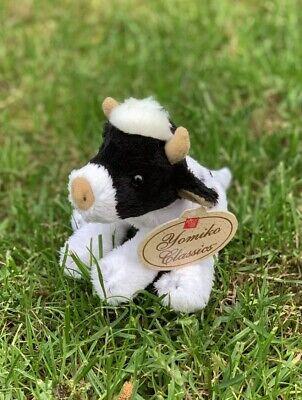 2019 Neuestes Design Russ Berrie Yomiko Cow Kuh 16cm , Neu Den Menschen In Ihrem TäGlichen Leben Mehr Komfort Bringen