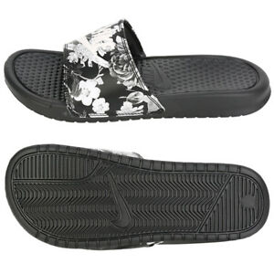 f060cb844679c Nike Women s Benassi JDI Print Slides (618919-020) Sports Sandals ...