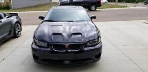2000 Pontiac Grand Prix GTP Coupe (2 door)