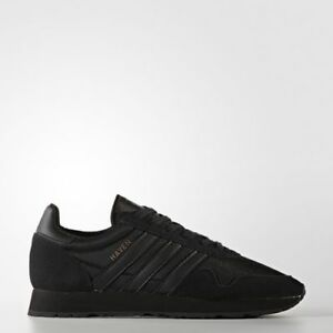 Image is loading Adidas-BY9717-Men-Haven-Vintage-Running-shoes-black- 398808ab8