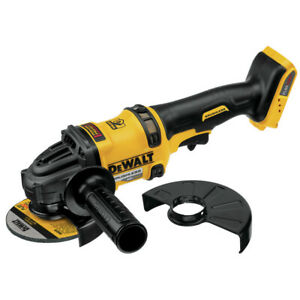 DEWALT DCG414B 60V MAX FlexVolt Cordless 4-1/2in. - 6in. Grinder (Tool Only) New