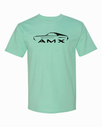 Great for any car enthusiast. AMX T-Shirt