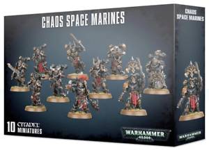 40K-Chaos-Space-Marines-Squad-Warhammer-Marine-Legion-Heretic-Astates-Heresy-10