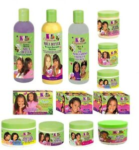 Details zu KIDS ORGANIC AFRICA BEST OLIVE OIL KIDS HAIR CARE PRODUCTS FOR  GROWTH TREATMENT