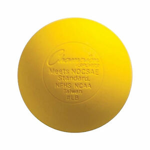 NEW-Yellow-Lacrosse-Balls-NOCSAE-SEI-NFHS-NCAA-Certified-Single-lacrosse-Ball