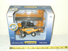 New Holland CR9080 Combine 2009 Farm Show Dusty Version  By Ertl   1/64th Scale