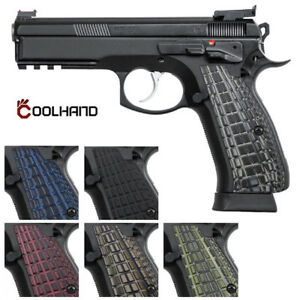 CZ 75 Full Size G10 Gun Grips for Shadow 2 SP-01 75 B BD