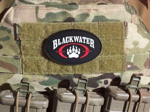 BLACKWATER Operator morale Patch pvc