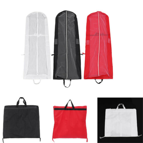 Extra Large White Red Black Wedding Dress Bridal Gown Garment Cover Storage