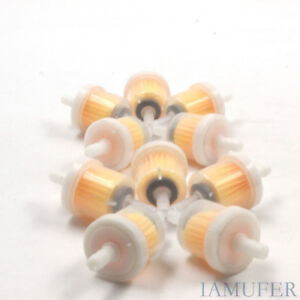 Gas-Inline-Fuel-Filter-Replace-For-Kawasaki-Kohler-Briggs-10-packs