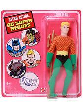"""DC Supereroi Universe CLASSIC AQUAMAN Retrò MATTEL 7"""" Action Figure Sigillata Regno Unito"""