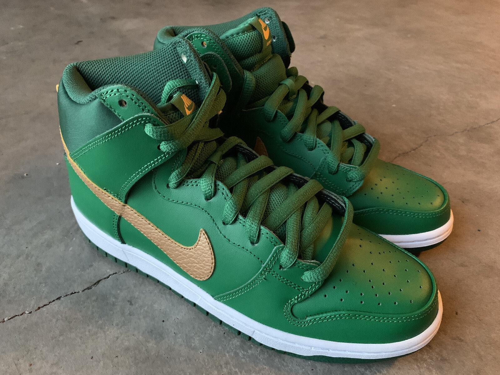 Nike Dunk High Pro SB St. Patty's Day 305050 373 Dimensione 9