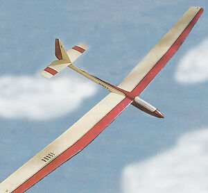 Templates and Instructions 101ws Giant Aquila Sailplane Plans