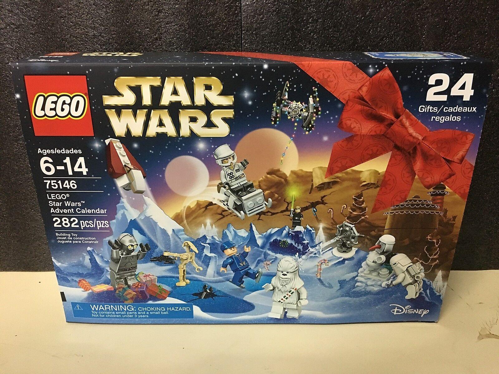 NEW Lego 75146 Star Wars Advent Calendar - Sealed  Hard to Find