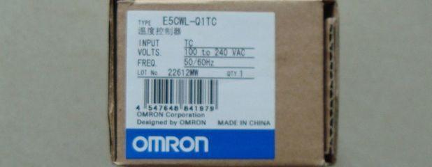 E5EWL-Q1TC E5EWL Q1TC 100-240VAC NEW OMRON Temperature controller