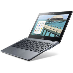 Acer C720 Google Chromebook Notebook Laptop 11.6-Inch LED 4GB RAM 16GB SSD
