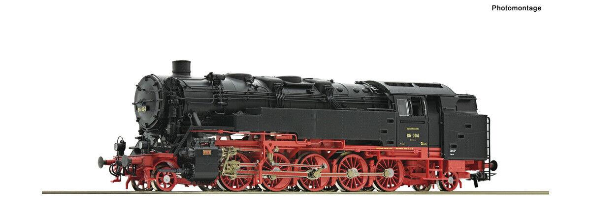 Roco 78193, vapor locomotora br 85, DRG, digital + Sound, nuevo y en su embalaje original, h0 AC