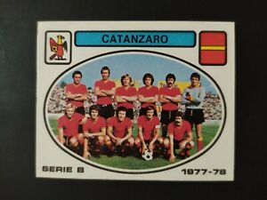 1977-78 Squadra ROMA Calciatori Panini SCEGLI *** figurina con velina ***