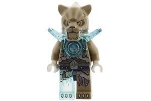 Legends of Chima Lego Strainor 70145 70147 loc086 Minifigures