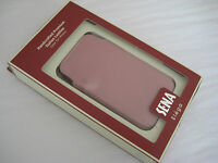 SENA ELEGA leather Pouch Case iphone 3G / 3GS / 4  / 4S Pink