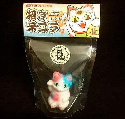 Luckey Fortune NEGORA Candy Pop Ver Maneki Cat Monster sofubi kaiju FS