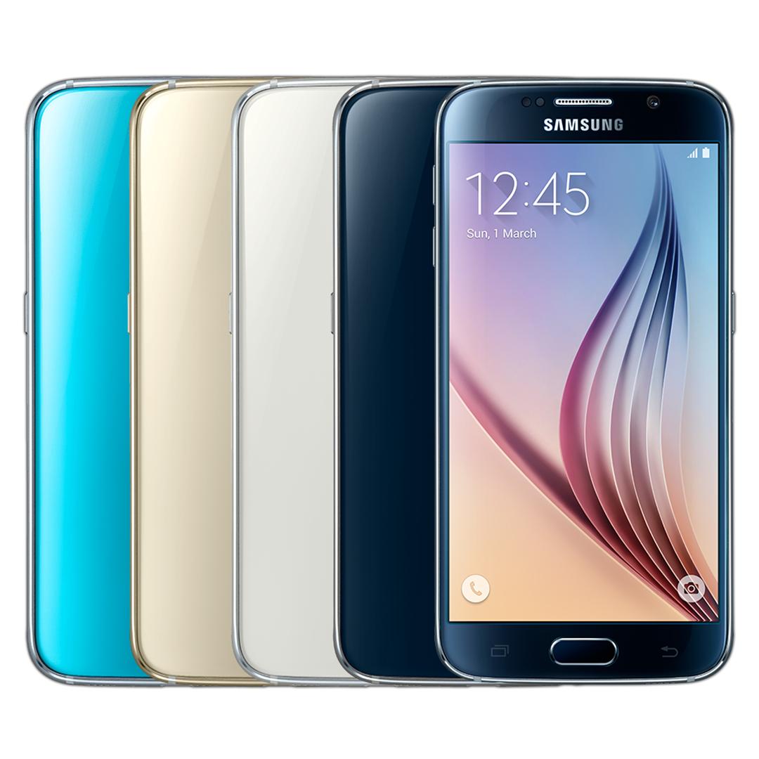Samsung Galaxy S6 UNLOCKED AT&T T-Mobile 4G LTE Smartphone G920P 32GB 64GB 128GB   eBay
