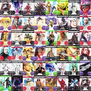 Kaufland-x-Star-Wars-Sammelkarten-Ganzes-SET-oder-Holo-Karten-zur-Wahl
